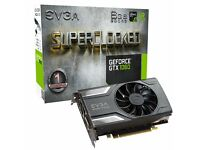 EVGA GeForce GTX 1060 GTX Gaming Graphics Card - 6 GB GDDR5 (Collection & Sale Only)