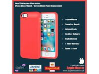 Apple iPhone Screen Glass / Touch LCD Replacement Repair Service 4, 4s, 5, 5c, 5s, 6, 6 plus + 6s, 7