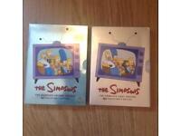 The Simpsons DVD Boxsets - Seasons 1,2 & 3