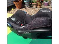 Maxi-Cosy infant car seat