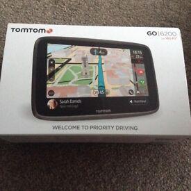 Tomtom Go 6200 with Wi-Fi