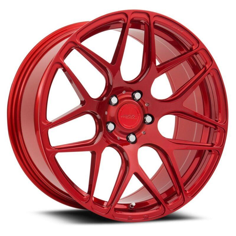 20 Inch 20x8.5 Mrr Fs1  Red Wheel Rim Blank +0