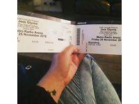 2 standing Jess glynne tickets