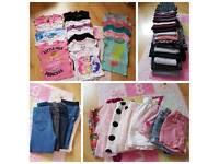 Huge bundle of girls clothes 3-6