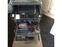 New beko built in dishwasher