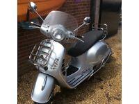 Vespa GTS125 Scooter 2007