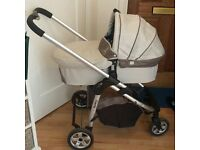 iCandy Travel System in Fudge- Good condition