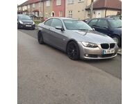 BMW 335i se coupe low miles full service history