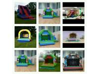 BOUNCY CASTLE HIRE MANCHESTER 07463255077
