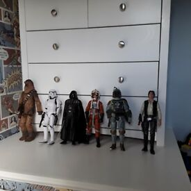 STAR WARS Figures ***Like NEW***