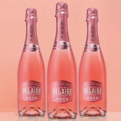 Luc Belaire Luxe Rose *** 1 Bottle ***