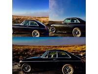 MGB-GT classic car
