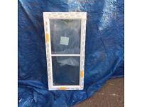 UPVC Window 480mm x 1010mm ref 262