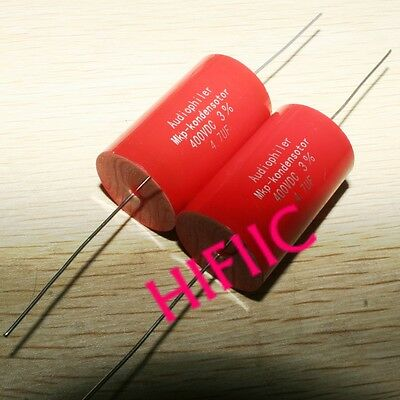 2pcs Audiophiler Mkp 4.7uf 400v 475 Coupling Capacitors
