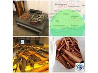 All Ferrous & Non Ferrous Metals Purchased