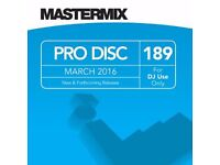 9x Mastermix Pro Disc CD Collection