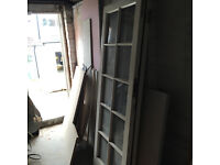 French doors for free collection