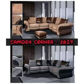 Candem Corner Sofa