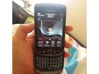 blackberry tourch