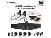CCTV 8CH DVR Full 4MP 1080P 30M Camera Night Vision Home/Shop Security System