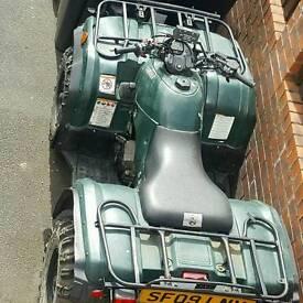 Yamaha Grizzly 350cc