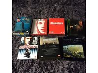 Box sets DVDs various titles.