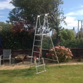 Henchman Hi-Step Professional hedge cutting platform £295 o.n.o