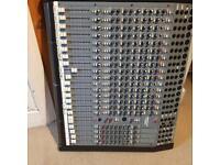 Soundtracs t series mixer