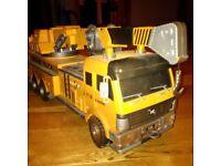 Hobby Engine radio controlled crane truck