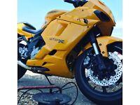 Hyosung GT650r £1500 ovo