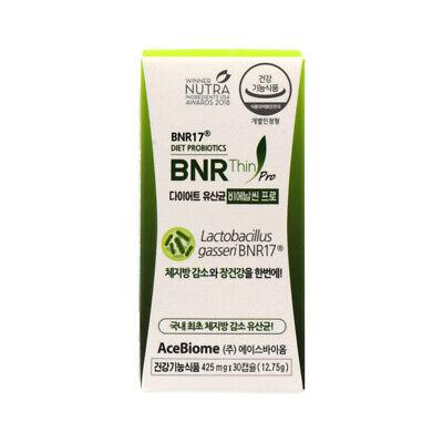 Lactobacillus BNR 17 Diet Probiotics 1 Box / 425 mg x 30 Capsule