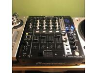 Pioneer DJM-750K - 4 Channel DJ Mixer