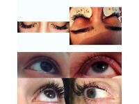 Semi permanent Eyelash Extensions (Mink)