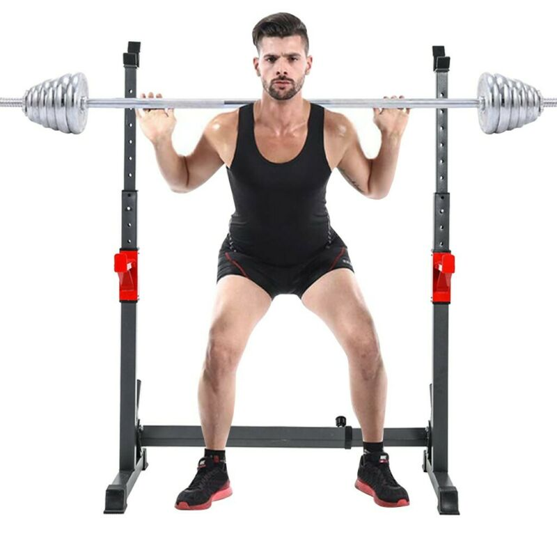 Fully Stands Weight Lifting Training