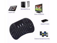 Portable Mini WiFi Wireless Keyboard Remote With Multi Touch Pad Air Mouse Tv
