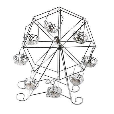 ke Halter Display-Ständer mit 8 x Kuchen Rack (Riesenrad Cupcake Ständer)
