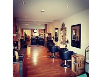 Rent a chair in a modern salon in east belfast