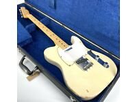 1974 Fender American Telecaster – Vintage – Olympic White - Trades