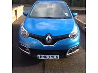 Renault Capture-Dynanic Eco sat nav