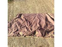 Horse rug rain sheet 7ft shires