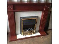 Fire surround,£35.00