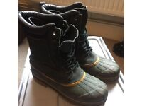 Fishing boots size 10.5
