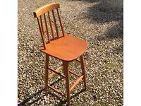 Bar/ kitchen stool good condition