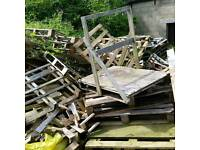 Firewood/timber waste pallet wood