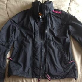 Superdry jacket in large