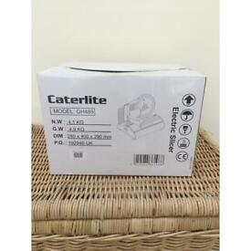 Caterlite Electric Slicer GH489