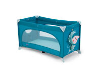 Chicco Easy Sleep Travel Cot for Newborn and Above - Blue