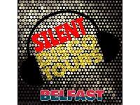 SILENT DISCO TOURS - Belfast (Launching Dec 2nd)