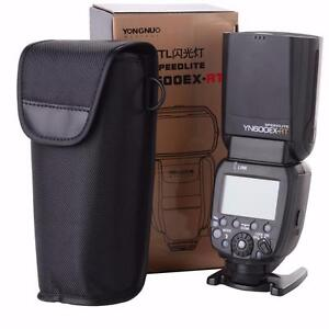Yongnuo flashes/triggers for Canon, Nikon,Fuji and Pentax /Godox flash for Sony