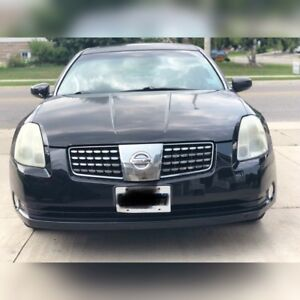 05 Nissan Maxima Low Driven FREE Winter Tires